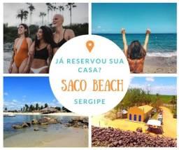 Casa Temporada Praia do Saco/SE