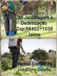 JM Jardinagem e Dedetização