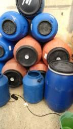 Bombonas, cisternas, galões de papelão galão decorativo