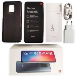 Redmi Note 9s 128gb Novo Com Garantia
