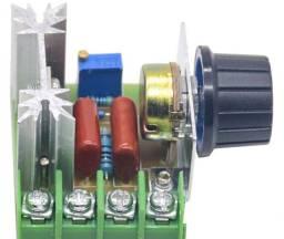 Regulador de voltagem / Velocidade AC 220 v 2000 w