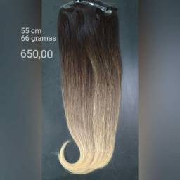 Mega Hair na fita adesiva Slim fit/USADO MENOS DE DOIS MESES