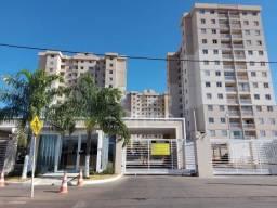 Apartamento com 2 dormitórios para alugar, 77 m² por R$ 1.200,00/mês - Vila Jaiara - Anápo