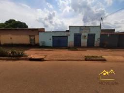 Casa com 2 dormitórios à venda, 250 m² por R$ 220.000,00 - Juscelino Kubitschek - Porto Ve