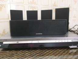 Home Theater System Ht-up30 Samsung Completo