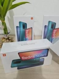 Xiaomi Redmi Note 9 64Gb Cinza Gio Celulares Blumenau