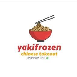 Yakifrozen - Yakissoba congelado!