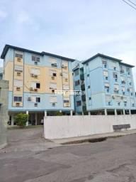 Apartamento para alugar com 2 dormitórios em Duque de caxias, Santa maria cod:13077