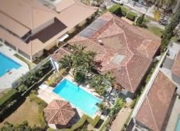 :: Lago Sul: Casa térrea, 4 suítes, piscina, hidro, sauna, vista para a ponte JK