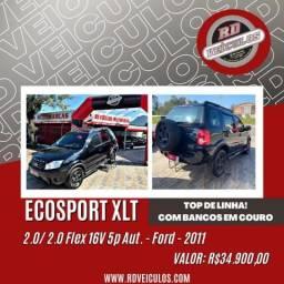 Ford EcoSport XLT 2.0/ 2.0 Flex 16V 5p Aut. 2011 Flex