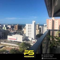 Cobertura com 4 dormitórios à venda, 500 m² por R$ 1.500.000 - Manaíra - João Pessoa/PB