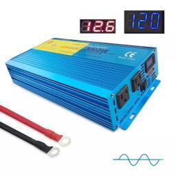 Inversor de tensão onda senoidal pura 3000W 24V/110V