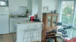 Apartamento à venda com 1 dormitórios em Bela vista, Porto alegre cod:EL50876462
