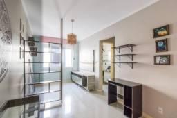 Apartamento à venda com 1 dormitórios em Jardim do salso, Porto alegre cod:EL56354756