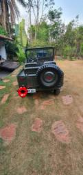 Jeep willys militar  51