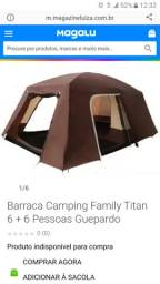 Barraca titan family 6+6
