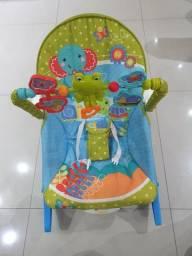 Cadeira bebê Fisher Price