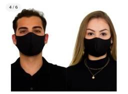 Máscara de Neoprene com regulagem de tamanho