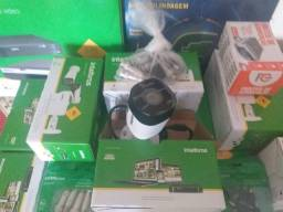 Kit de câmeras intelbras com acessórios