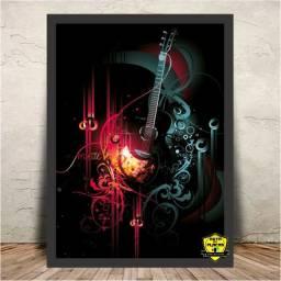 Musica Quadros Decorativos