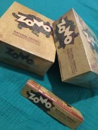 Caixa de seda ZOMO brown grande