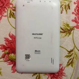 Tablet Multilaser M7S GO NB316 Preto