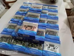 CONTROLE PS4 ORIGINAL SONY ZERO LACRADO