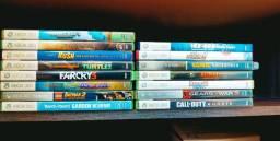 Xbox 360 - jogos seminovos