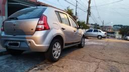 Renault Sandero 1.6 flex 2012 Completo