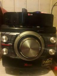 Radio lg 3 caixa