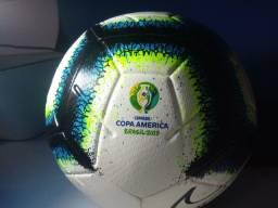 Bola deFutebol Campo Nike Rabisco Conmebol Copa América 2019