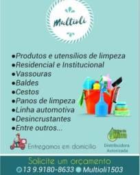 Produtos de Limpeza e Higiene - Guarujá