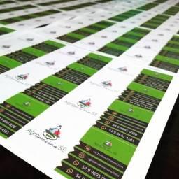 Promoção   Cartão de visita   Panfletos   Imãs   Adesivos   etc