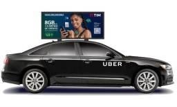 Painel Rotativo Publicidade Carro Apps Uber 99 Cabify, Taxí mídia exterior móvel!