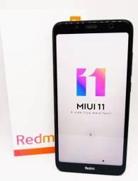 Celular Xiaomi redmi 7a 16gb 2gb 12mpx dual chip global português black matte