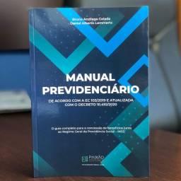 Livro Manual Previdenciário