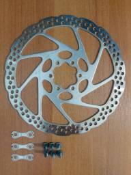 Disco Shimano Deore Rt-56 180mm 6 Furos