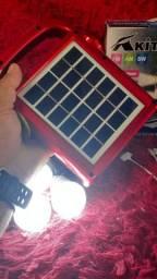 Placa solar via Bluetooth