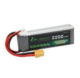 Bateria lipo Limskey 2200mah 3s 11.1v 25c  para Aeromodelos