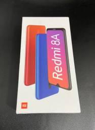 Redmi 8A Novo na caixa c/ NF