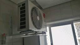 Instalação de ar condicionados e Higienização
