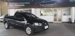 VW Saveiro Robust 1.6 com GNV !!! Vistoriado 2020 !!! Todas as revisões feitas