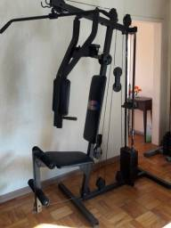 Estação de musculação 26Exercícios 75kg