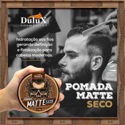 Título do anúncio: Pomada Modelagem de Cabelo Marte Seco Dulux Premium