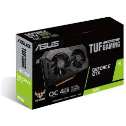GTX 1650 Nvidia Asus Geforce TUF Gaming OC 4gb Gddr6 (nova, lacrada e com garantia)