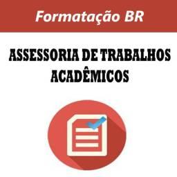 São João Del Rei - Formatação (monografia, tcc), ABNT, APA, Vancouver / Plágio e slides