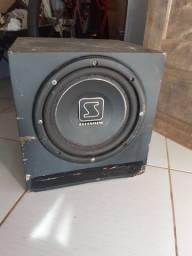 Vendo caixa de som com módulo