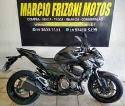 Kawasaki z-800cc 2014 c/ apenas 31.000 km