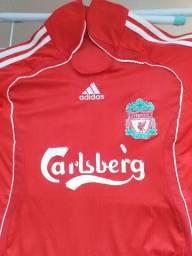 Camisa Do liverpool relíquia
