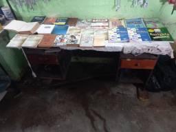 Vende - se livros usado